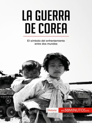 cover image of La guerra de Corea