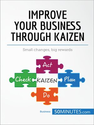 cover image of Kaizen