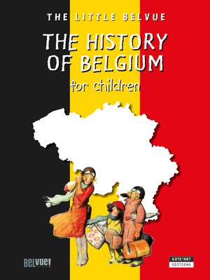 cover image of A History of Belgium for children