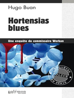 cover image of Hortensias blues