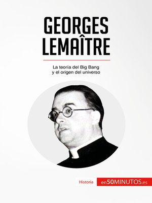 cover image of Georges Lemaître