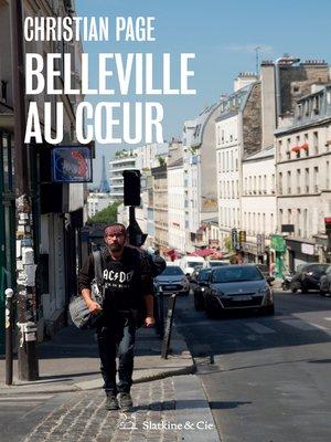 cover image of Belleville au cœur