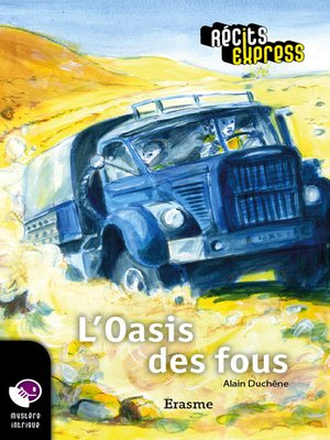 cover image of L'Oasis des fous