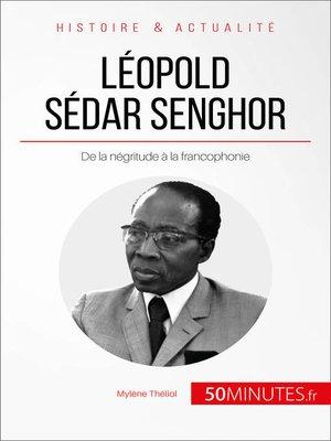 cover image of Léopold Sédar Senghor
