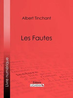 cover image of Les Fautes