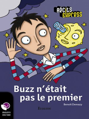 cover image of Buzz n'était pas le premier