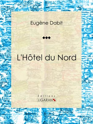cover image of L'Hôtel du Nord