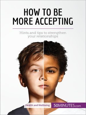 cover image of How to Be More Accepting