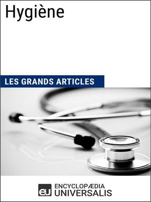 cover image of Hygiène