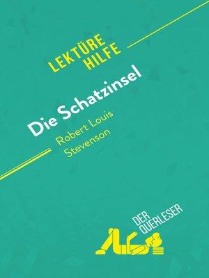 cover image of Die Schatzinsel von Robert Louis Stevenson (Lektürehilfe)