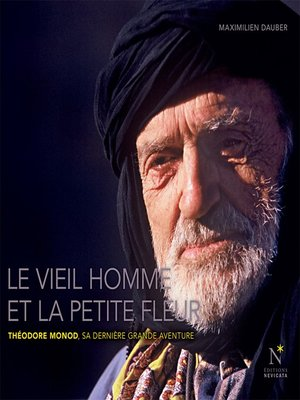 cover image of Le vieil homme et la petite fleur