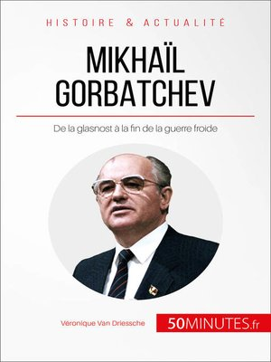 cover image of Mikhaïl Gorbatchev