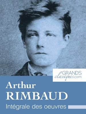 cover image of Arthur Rimbaud