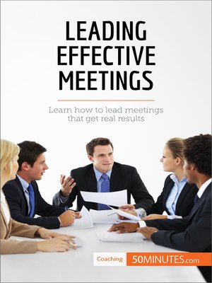 cover image of Leading Effective Meetings