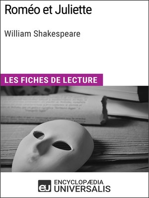 cover image of Roméo et Juliette de William Shakespeare