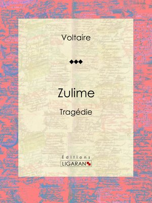 cover image of Zulime