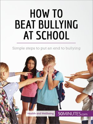 cover image of How to Beat Bullying at School