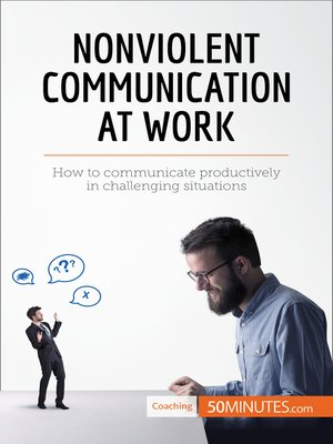 cover image of Nonviolent Communication at Work