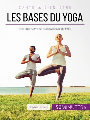 cover image of Les bases du yoga