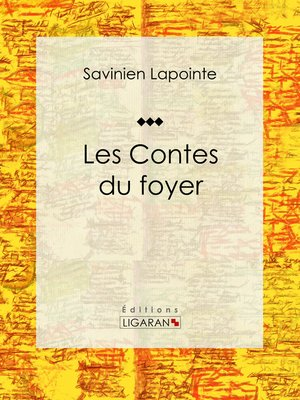 cover image of Les Contes du foyer