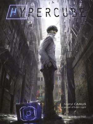 cover image of Hypercube, tome 1
