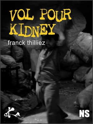 cover image of Vol pour Kidney