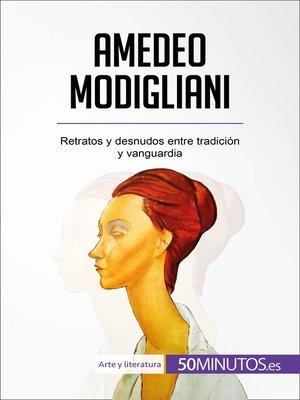cover image of Amedeo Modigliani