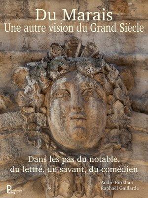 cover image of Du Marais une autre vision du Grand Siècle