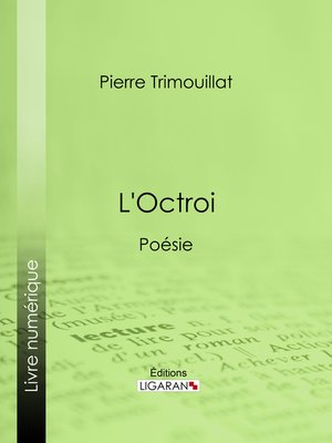 cover image of L'Octroi