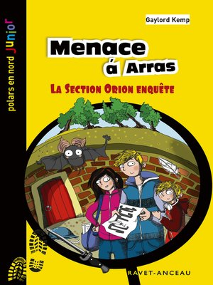 cover image of Menace à Arras