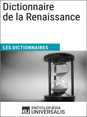 cover image of Dictionnaire de la Renaissance
