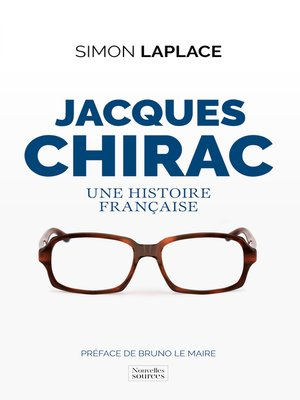 cover image of Jacques Chirac