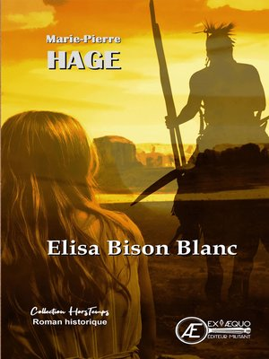 cover image of Elisa Bison Blanc