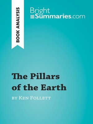 cover image of Book Analysis: The Pillars of the Earth by Ken Follett