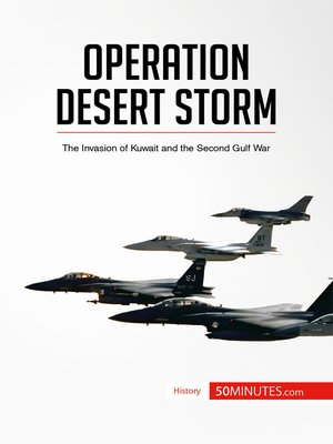 cover image of Operation Desert Storm