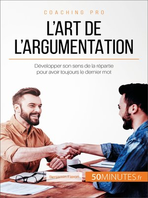 cover image of L'art de l'argumentation