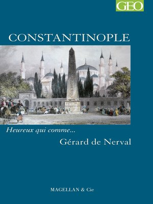 cover image of Constantinople