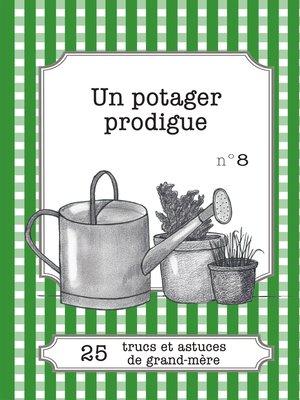 cover image of Un potager prodigue