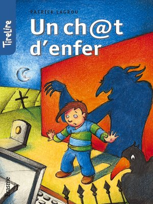 cover image of Un ch@t d'enfer