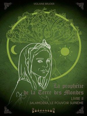 cover image of Salamoéna, le pouvoir suprême