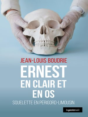 cover image of Ernest en clair et en os