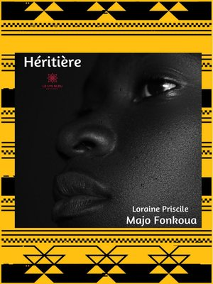 cover image of Héritière