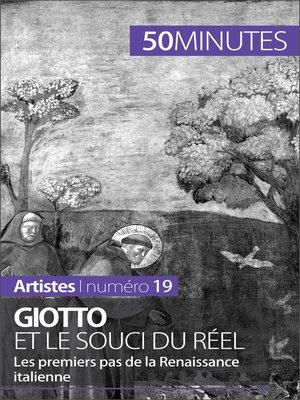 cover image of Giotto et le souci du réel