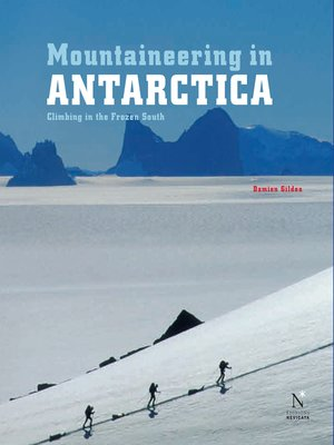 cover image of Mountaineering in Antarctica