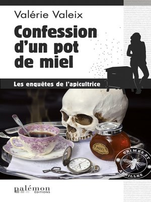 cover image of Confession d'un pot de miel