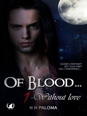 cover image of Of Blood--Tome 1