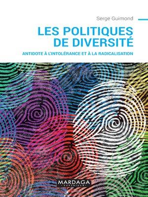 cover image of Les politiques de diversité
