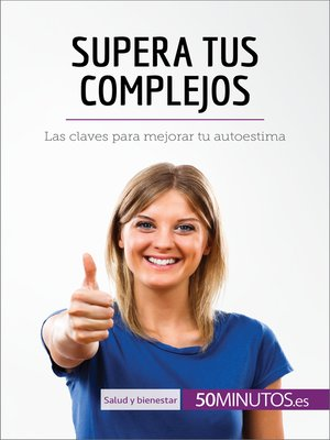 cover image of Supera tus complejos