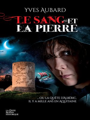 cover image of Le sang et la pierre