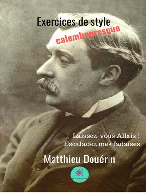 cover image of Exercices de style calembouresque